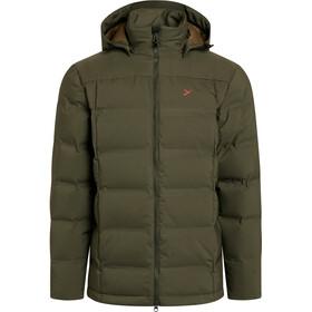 Y by Nordisk Akkarvik Bonded Down Jacket Men, verde